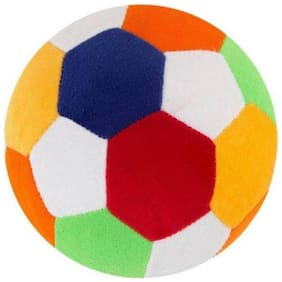 StarOne Collections Stuffed Soft Toy Plush Ball (Multicolor) - 67 cm