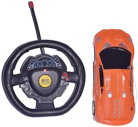 Steering Looks Remote Control Car For Kids