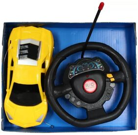 Steering Remote Car For Kids
