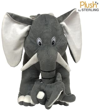 Sterling Plush By Sterling Soft Toys -Mother Elephant - 42 cm