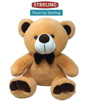 Sterling Brown Teddy Bear - 90 cm