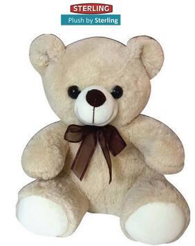 Sterling Beige Teddy Bear - 30 cm