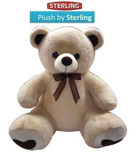 Sterling Beige Teddy Bear - 70 cm