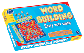 Sterling Word Building-Classic Game