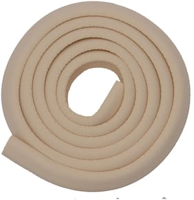 Store2508 Child Safety Strip Cushion with Strong Fibreglass Tape (Ivory)