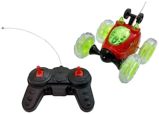 Stunpobot Remote Control Car with 3D Light Toy