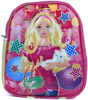 STYLBASE Fabric School Bags For Boys & Girls (Multi)