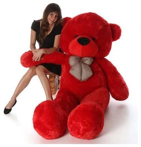 Sumino Red Teddy Bear - 91 cm , 1