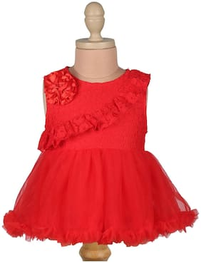 Summer Wear Stylish Party Wear princess frock For Girls 0-18 months