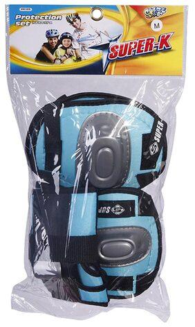 Super-K Blue In-Line Skate Protector