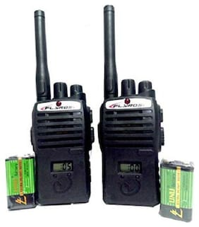 Super Toy Long Range Walkie Talkie For Kids - Set of 2