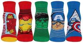 Supersox Boy Cotton Socks - Multi