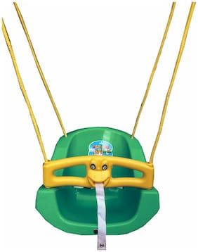 Oh Baby Baby Green Heavy Plastic Swing