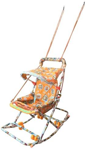 Oh Baby Baby Orange 6 In 1 Swing