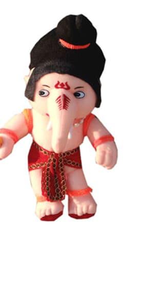 Oh BabySoft Toy God Ganesh 18 Cm
