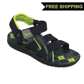 SVAAR Black Boys Sandals