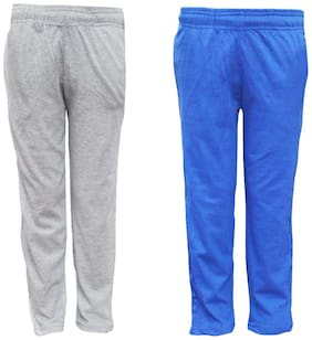 POP SHOP Boy Cotton Track pants - Blue