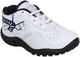 Swiggy White Boys Sport shoes