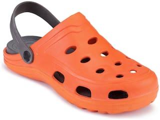 Swiggy Orange Boys Sandals