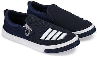 Swiggy Blue Canvas shoes for boys