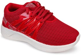 Swiggy Red Boys Sport shoes