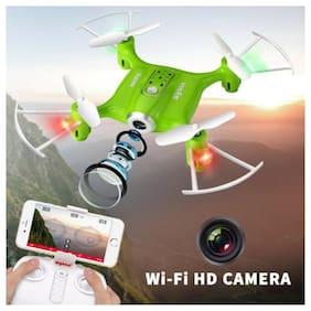 Syma X21W FPV Pocket Drone Wifi Camera Remote Control Altitude Hold Quadcopter