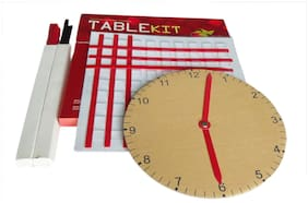 Table kit : Learn Angle | Addition Subtraction Division Multiplication |Educational Toys/Learning Kits/Educational Kits/Math Kit