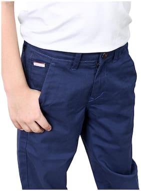 TADPOLE Boy's Regular fit Jeans - Blue