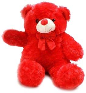Tahiro Red Teddy Bear - 18 cm