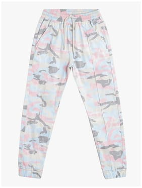 Tales & Stories Girl Cotton blend Trousers - Multi