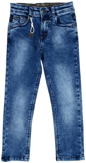 Tales & Stories Jeans For Boy (Blue)