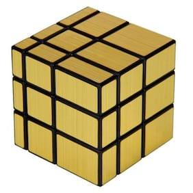 TamBoora   3X3 Golden Mirror Cube