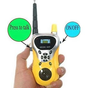 TamBoora   WALKIE TALKIE SET FOR KIDS TO TALK BACK ,FUN PLAY AROUND 100 m