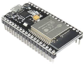 TECHDELIVERS ESP32 WROOM NodeMCU 2.4GHz Dual Mode WiFi + Bluetooth Internet of Things