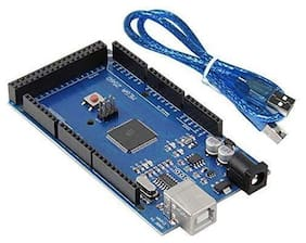 TECHDELIVERS ARDUINO (Arduino Mega 2560 R3 Board (CH340) WITH USB Cable)