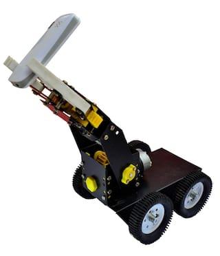 Technology Uncorked multi color OctaMotion Robotic Arm DIY Kit