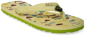 Terry Y1 GU JR IDP Pale Lime Yellow-Lime
