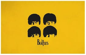 The Beatles sticker | beatles stickers | beatles music sticker | beatles musical band sticker