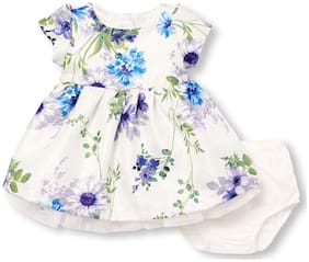 THE CHILDREN'S PLACE Baby girl Top & bottom set - White
