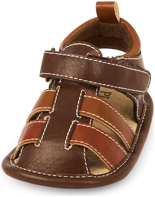 THE CHILDREN'S PLACE Brown Sandals For Infants