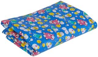 The Creators  Plastic With Foam Dry sheet ( 70cm*50cm )