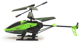 The Flyer'S Bay 3.5 Channel Digitally Proportionate Helicopter (Justice Series) (Defender Green)