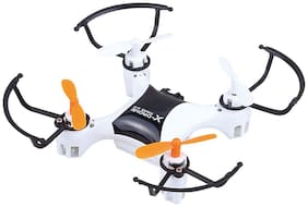 The Flyer's Bay Nano Drone 2.0 With 6 Axis Gyro Stabilization