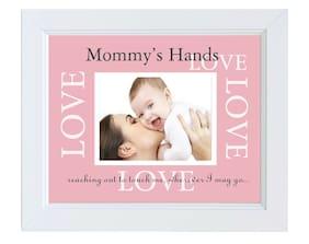The Grandparent Gift Mommy's Love Frame Photo Frame for Mom