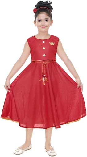 The Panda Ant Maxi/Full Length Party Dress