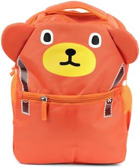 Three Shades Cute Bunny Teddyfor Boys & Girls  (Orange)