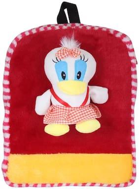Tickles Baby Donald Duck Soft School Bagpack for Kids 38 cm