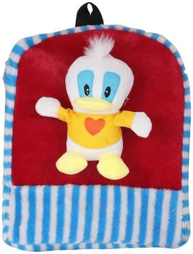 Tickles Baby Duck School Bag Soft School Bagpack for Kids 38 cm