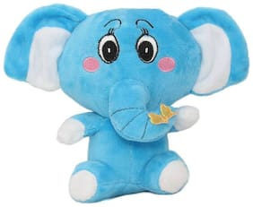 Tickles Baby Elephant Soft Stuffed For Kids 14cm