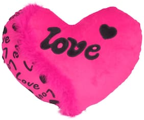 Tickles Beautiful Pink Love Soft Cushion Valentine gift 32 cm